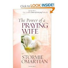 A must read for every Christian wife -- I've been greatly encouraged by this practical book on how to pray more, pray specifically and pray scripturally for my husband!