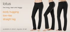 Lotus Pants from Lucy (athletic wear)