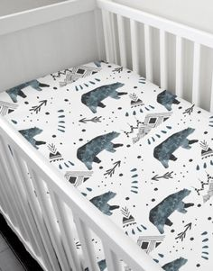 unique baby bedding & decor