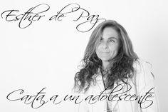 Cuando una persona no es feliz no puede hacer felices a los demás Esther de Paz @efpaz - BLOG GESTIONA TU EXITO: Carta a un adolescente http://bit.ly/2gQKQOu
