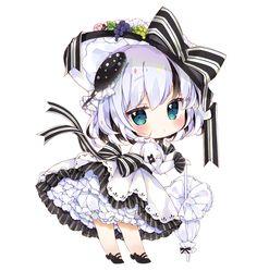 Immagine di anime, girl, and chibi