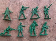 army men! My brother loved them