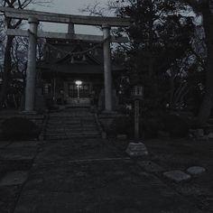 名もなき神社 暗くてみえなかっ #shrine #miniphotowalk #photowalk #photowalking #iphoneonly #iphonegraphy #iphoneography #iosphotography #fbp