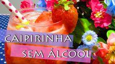 Bebida sem Álcool   Caipirinha   Drink sem álcool