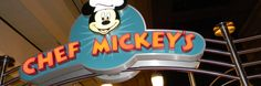 Disney Dining Tips – Best 1-Credit Table Service