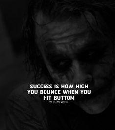 Joker Qoutes, Best Joker Quotes, Badass Quotes, All Quotes, Best Quotes, Motivational Quotes, Life Quotes, Inspirational Quotes, Heath Ledger Joker
