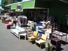 Rerun  Used, Vintage & Consignment, Home Decor, Thrift Stores   707 NE Fremont St Portland, OR 97212 Neighborhoods: Northeast Portland, King