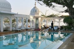 Taj Lake Palace Hotel - Udaipur Indien