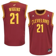 b0b6a299ec0 Andrew Wiggins, Cleveland Cavaliers [Rouge] Lebron James Cleveland, Cleveland  Cavs, Nba