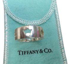 f08ad37a6 Tiffany & Co. Tiffany & Co. Cutout Tulip Ring sterling silver rare retired  Tiffany