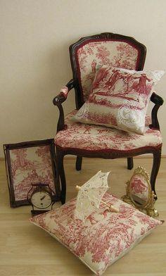 toile home accessories