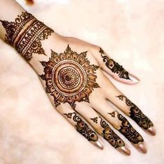 Henna Eid Mehndi Designs 2013 Female Fashion Designs Collection