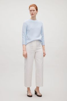 COS Relaxed-fit jumper