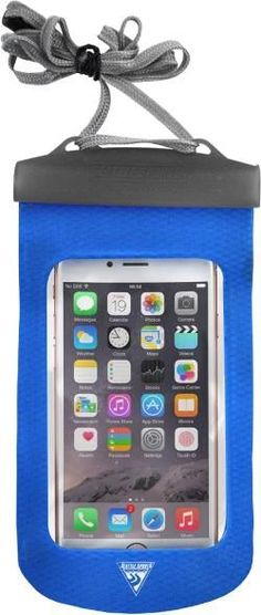 Seattle Sports E-Merse R/S Original Waterproof Case Blue