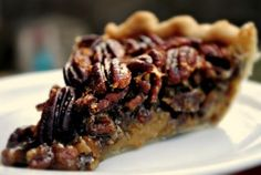 Maple Bacon Bourbon Pecan Pie - Posted by Hammerstone's Whiskey Disks, makers of the world's best whiskey stones.