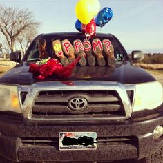 Country/Softball prom proposal