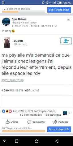 Moi et ma psyy 😂😂 – Animals Tumblr, Twitter T, Bitch Quotes, Funny Messages, Good Jokes, Derp, Funny Stories, Funny Pins, Stupid Funny Memes