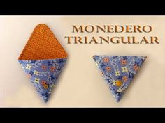 Here I present you the cornet or the triangular wallet, very simple and useful. Origami, Pouch Tutorial, Easter Crafts For Kids, Stitching Leather, Free Sewing, Free Pattern, Patches, Blog, Weaving