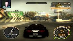 Need for Speed Mostwanted 8 Do it Izzy