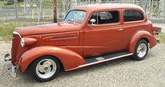 1937 Chevy 2Dr Sedan