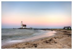 Lighthouse Paard van Marken by Thomas van Galen on 500px
