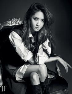SNSD Yoona - W Magazine September Issue '14
