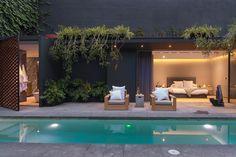 The Barrancas House. Location: Mexico City, Federal District, Mexico; firm: EZEQUIELFARCA arquitectura y diseño; photos: Roland Halbe, Jaime Navarro; year: 2014