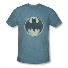 Superman in The Sky Premium Adult Slim Fit T-Shirt