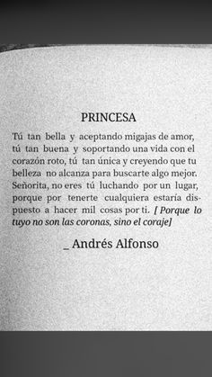 Diva Quotes, Mood Quotes, Positive Quotes, Love Phrases, Love Words, Cute Spanish Quotes, Ft Tumblr, Magic Quotes, Pretty Quotes