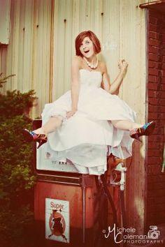 Michele Coleman Photography PhotoBlog: Trash the Dress Session: Emily & Brandon