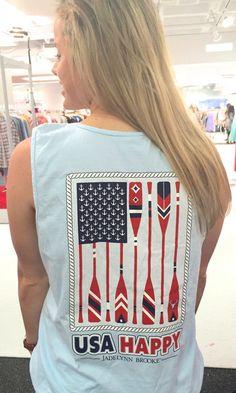 USA Happy Tank - Jadelynn Brooke