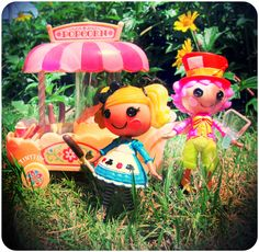 lalaloopsy - Alice & Mad Hatter