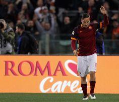 As Roma V Torino Fc Serie A