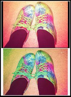 2NE1 Minzy 민지's shoes
