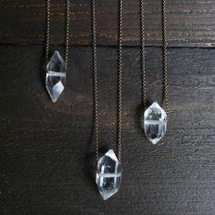 While Odin Sleeps Jewelry Box, Jewelery, Jewelry Making, Man Cold, Quartz Jewelry, My Vibe, Diamond Are A Girls Best Friend, Arrow Necklace, Handmade Jewelry