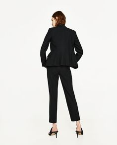 Image 5 of SKINNY TROUSERS from Zara