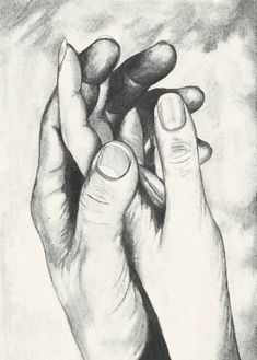 Love Drawings For Sale Saatchi Art Artist Katarzyna Szymonik; Pencil Art Drawings, Art Drawings Sketches, Love Drawings, Sketches Of Hands, Pencil Art Love, Pencil Drawing Inspiration, Hard Drawings, Art Drawings Beautiful, Easy Charcoal Drawings