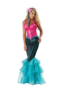 Sexy Mermaid Adult Halloween Costume