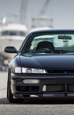 Nissan Silvia S14A Visit www.rvinyl.com for the best #JDM #AutoAccessories & #AftermarketParts