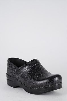 Dansko Clogs....the most comfortable working shoe for your money
