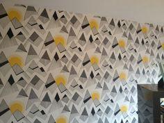 """Mountains"" wallpaper"