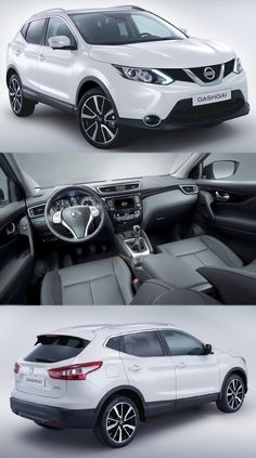 Nissan Qashqai! An all seasons SUV going Autonomous in 2018 For more details at: http://www.reconditionengines.co.uk/rec-model.asp?part=reconditioned-nissan-qashqai-engine&mo_id=1075