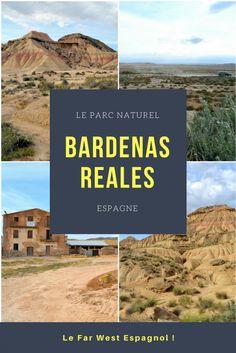 La visite du parc naturel Bardenas Reales est celle d'un désert sculpté depuis des millénaires par l'eau et le vent, un lieu magique. Découvrez le petit Far West de l'Europe !