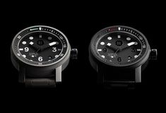 San Francisco-based watch brand Minus-8 have introduced their latest Diver Watch, capable of being waterproof up to 300 meters.