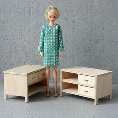 MINIMAGINE * furniture for dolls: March 2016