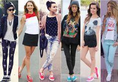 outfits con ropa deportiva - Buscar con Google