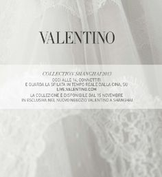 #Valentino in #China