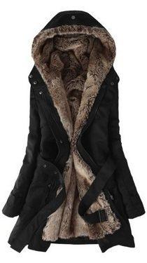 Winter coat--- iwoulddie