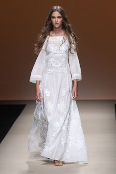 38 Wedding Dresses From the Spring 2015 Runways | from Elle