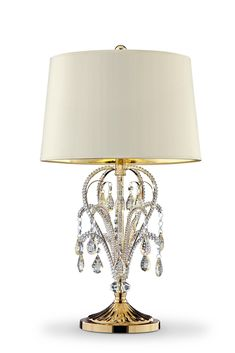 Stylish lamp base feature high quality arms wrapped with crystal beads. Its crystals and elegant shade will give the right ambiance to your home. Drum Shade Chandelier, Chandelier Lighting Fixtures, Hanging Ceiling Lights, Gold Chandelier, Pendant Light Fixtures, Chandeliers, Green Table Lamp, Mid Century Modern Chandelier, Mood Lamps